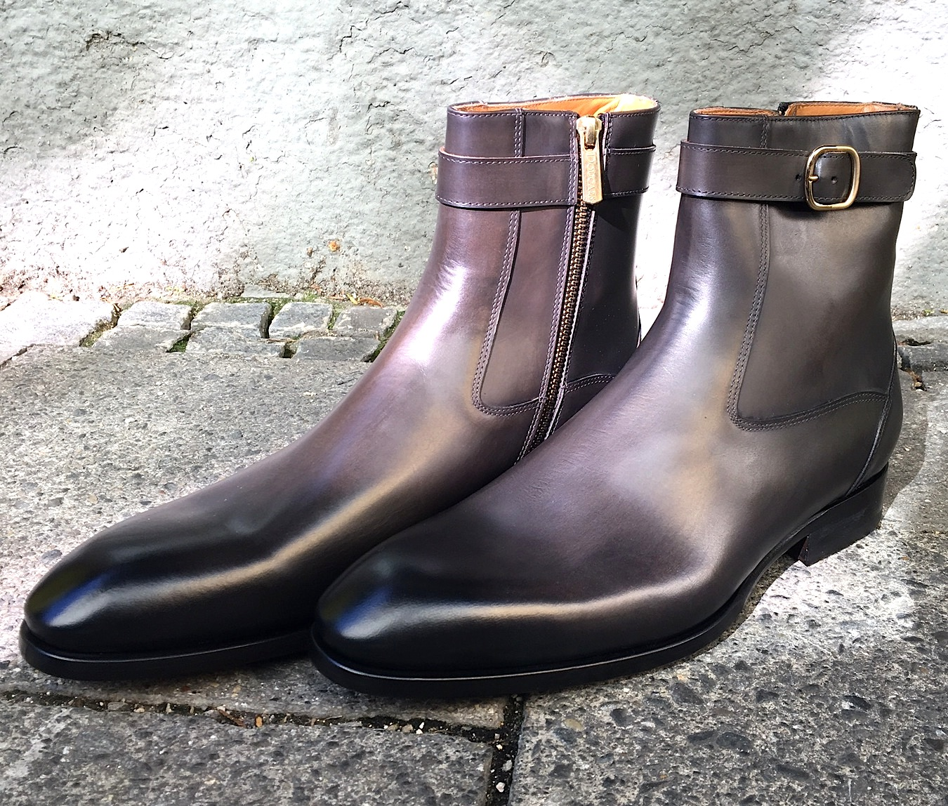 Unique Stiefel Schuhe Halbhoch Muenchen Herren ShoesMünchen F1KJlc